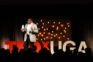 Johnelle Simpson @ TEDxUGA 2016: Illuminate | by New Media Institute