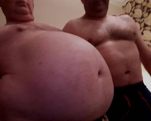 Ein Chubby man blog