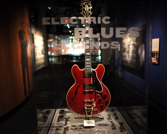 National Blues Museum in St. Louis