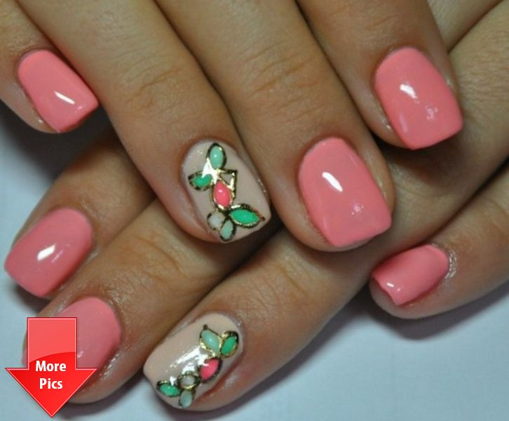 Nail Art Glitter Application More Pictures Click Here Flickr