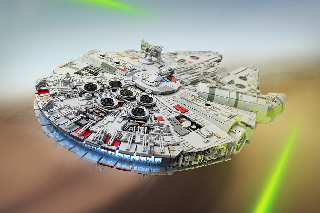 Millennium Falcon Video Available Youtu Be Luhchaest8m Th Flickr