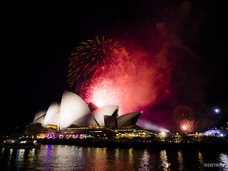 New Year's Eve Fireworks, Sydney | by SWTRIPS