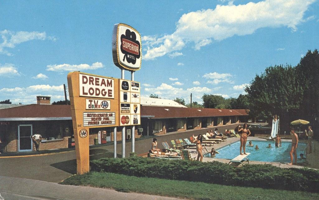 Dream Lodge - Colorado Springs, Colorado