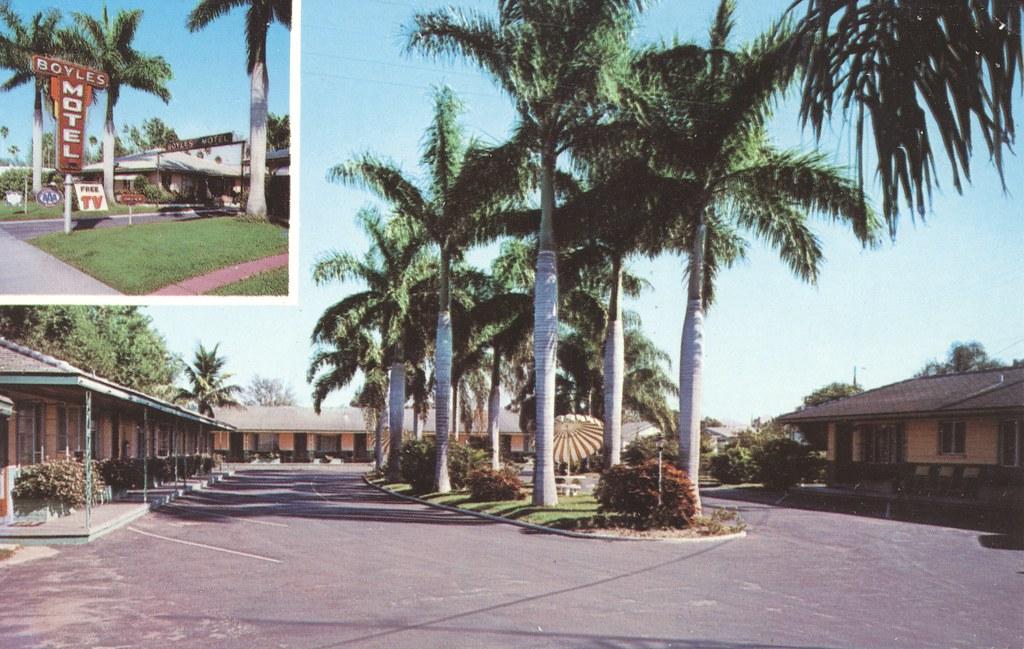 Boyles Motel - Bradenton, Florida