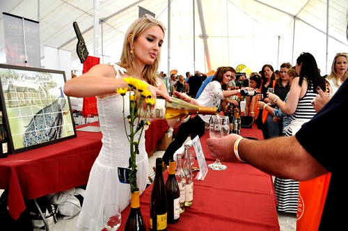 Clearwater Beach Uncorked, Food, Wine & Beer Festival. Clearwater Beach, Florida, Feb. 7, 2015 | by JenniferHuber
