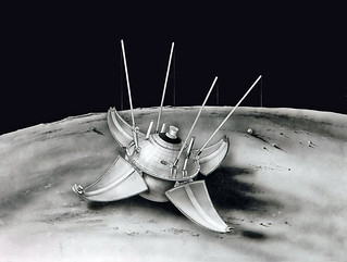 """Luna 9 50th anniversary: """"The spacecraft (USSR) performed ..."""