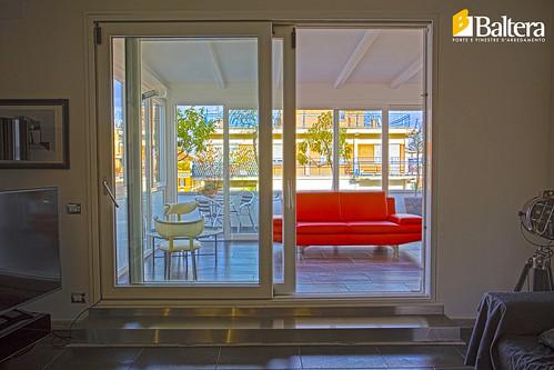 Serre e verande anta interna baltera porte e finestre flickr - Baltera srl unipersonale porte e finestre ...