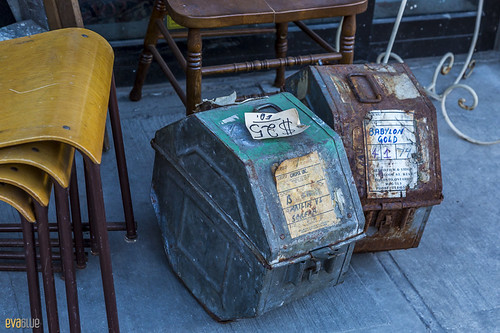queen street antiques toronto 3 | by Eva Blue