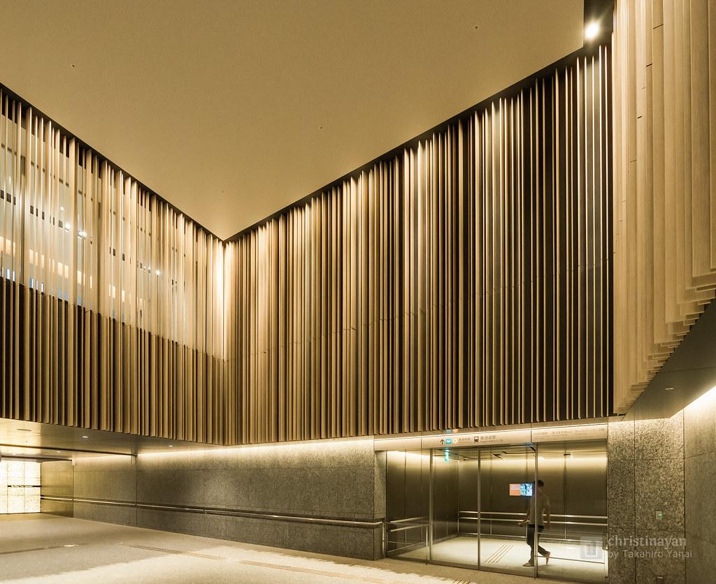 entrance space of brillia tower ikebukuro ブリリアタワー池袋 flickr