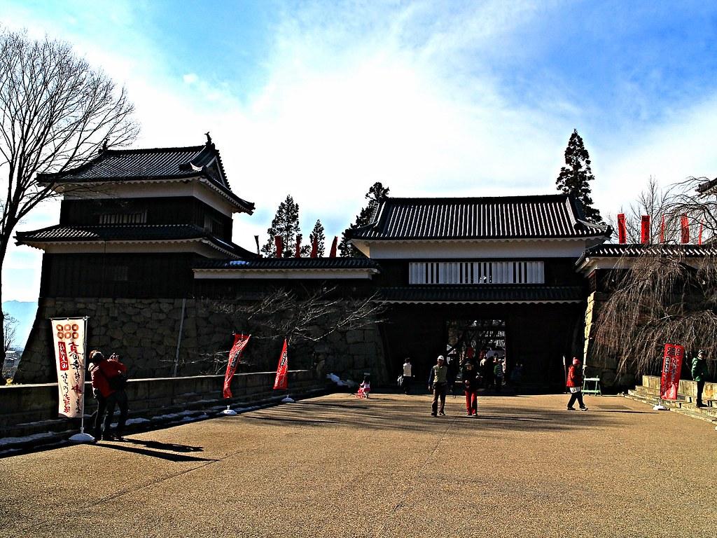 上田城34