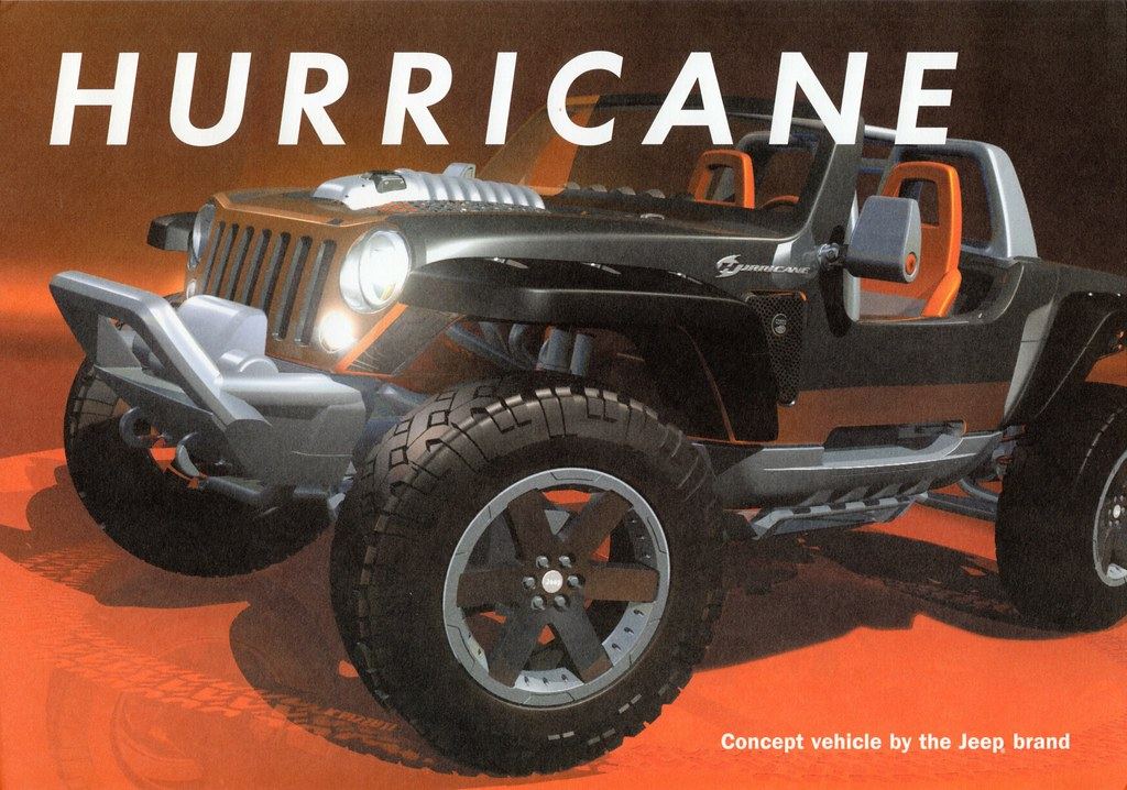 2005 Jeep Hurricane Concept Alden Jewell Flickr