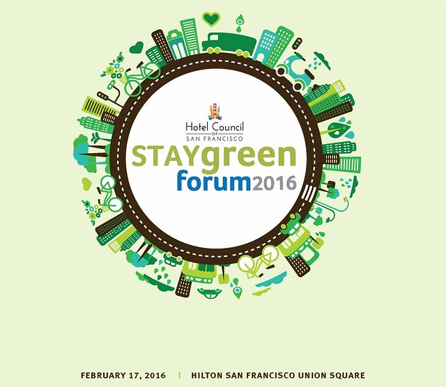 Stay Green Forum 2016