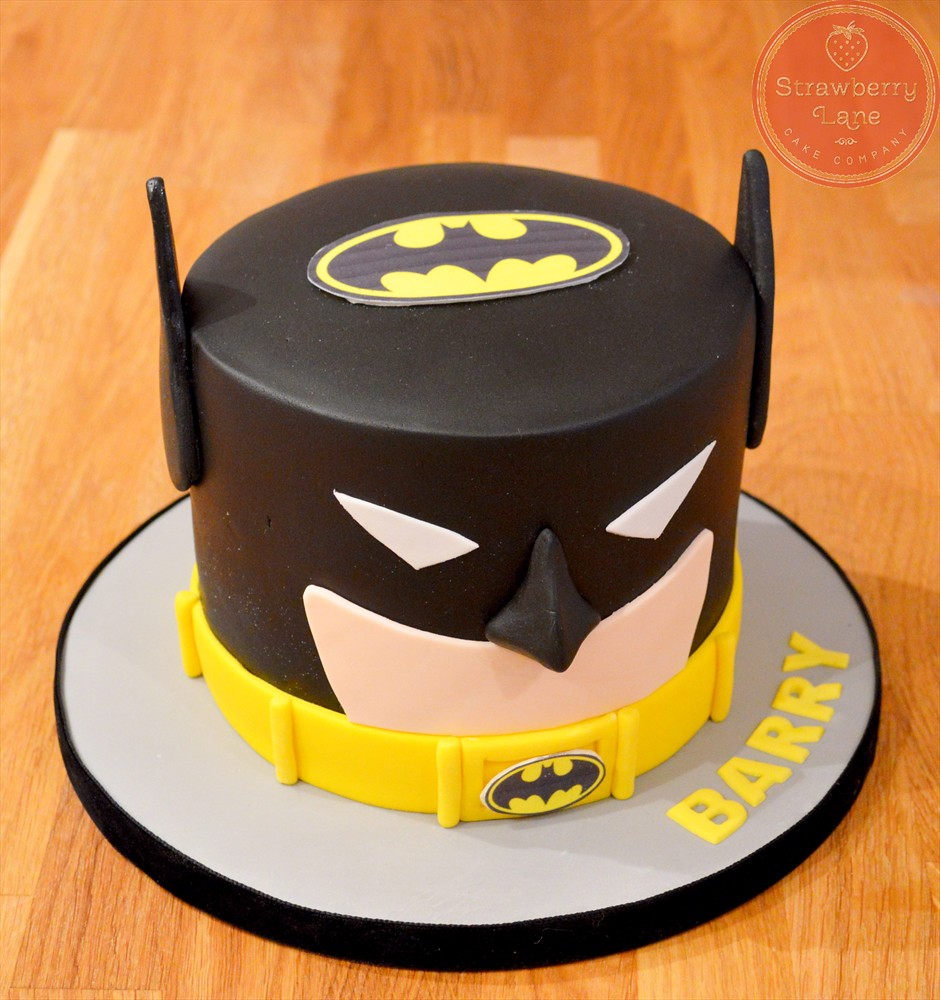 Batman Cake | Www.strawberrylanecakecompany.com Www.facebook… | Flickr