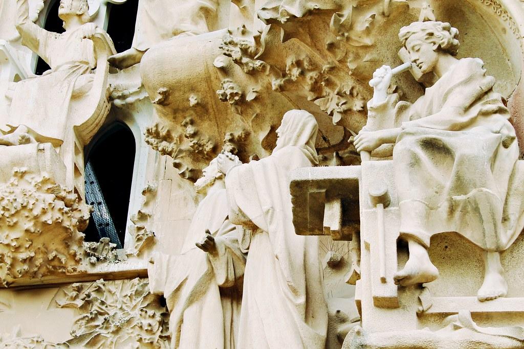 Drawing Dreaming - visitar Barcelona - Sagrada Família