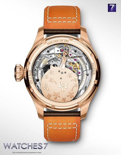 "IWC – BIG PILOT's Watch Annual Calendar Edition ""Le Petit ..."