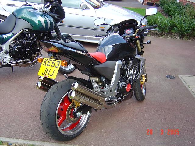 Nick's Kawasaki Z1000