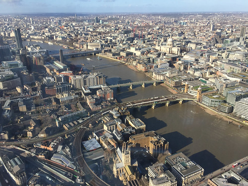 From the Shard (West) | by diamond geezer