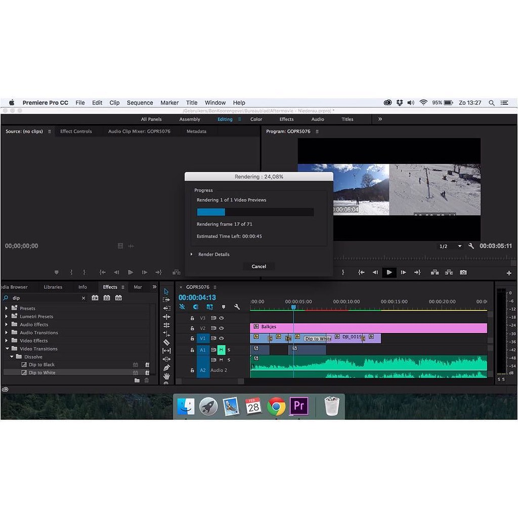 Adobe #Adobepremierepro #editing #DJI #djiphantom3 #djiph