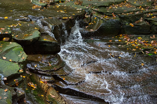 Sulphur Springs Waterfall 05 - South Chagrin Reservation | by Tim Evanson