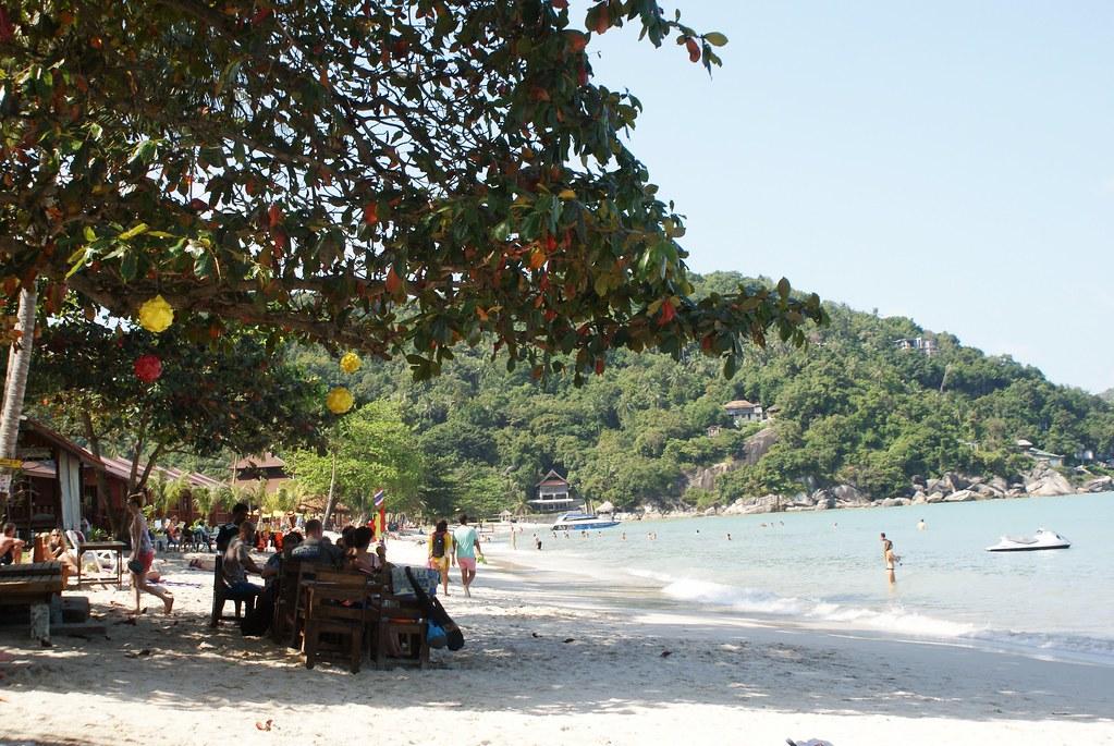 Plage de Thong Nai Pan Yai Beach à Koh Phangan