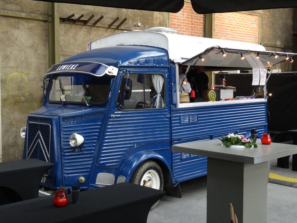 1964 Citroen HY Food Truck
