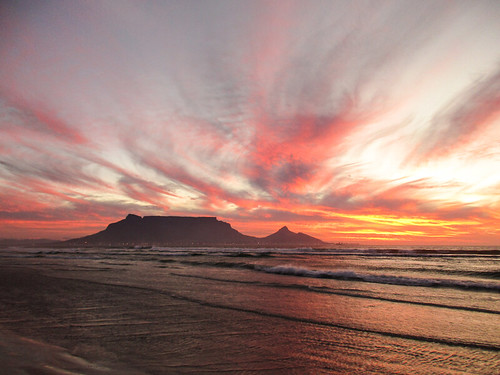 5/366 - Cape Town Sunset | by barbourians