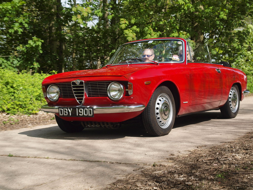 Alfa Romeo Sprint Sports Cars   1966 | By Imagetaker!