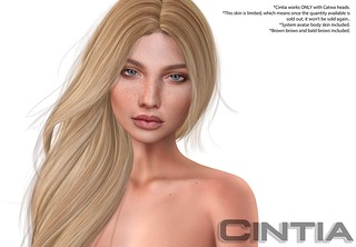 Cintia Skin for Catwa for Whimsical Event NOW! | by David Cooper | L'Etre and DOUX