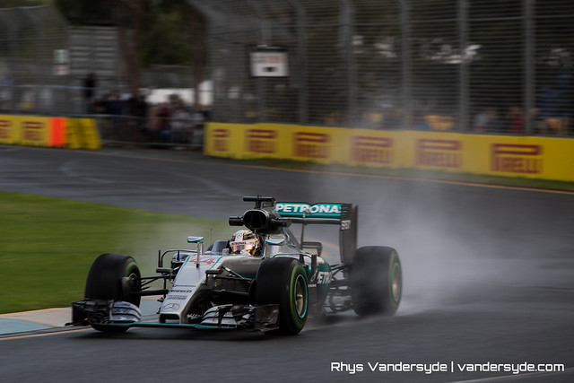 Australian Formula Grand Prix in Melbourne 2016