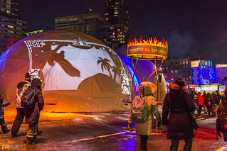 montreal en lumiere 28 | by Eva Blue