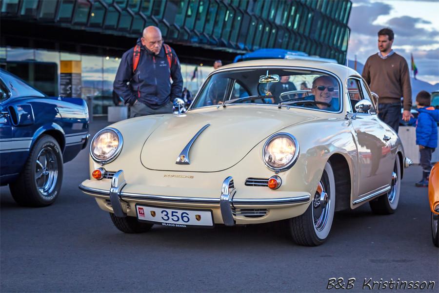 Porsche 356 ´63 | Krúser kvöld 6. ágúst 2015. // Krúser crui…