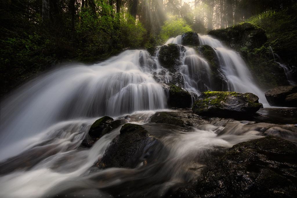 Steelhead Falls Basin