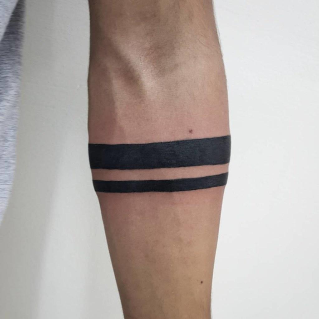 Brazalete Blonde Tattoo Studio Artista Juan Tattoo Tatua Flickr - Tattoo-brazaletes