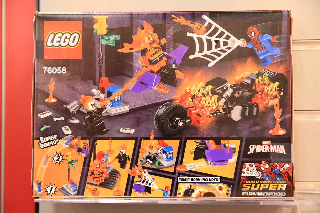 LEGO Marvel 76059 Ghost Rider Team-Up 2 | Plus d'infos sur w… | Flickr