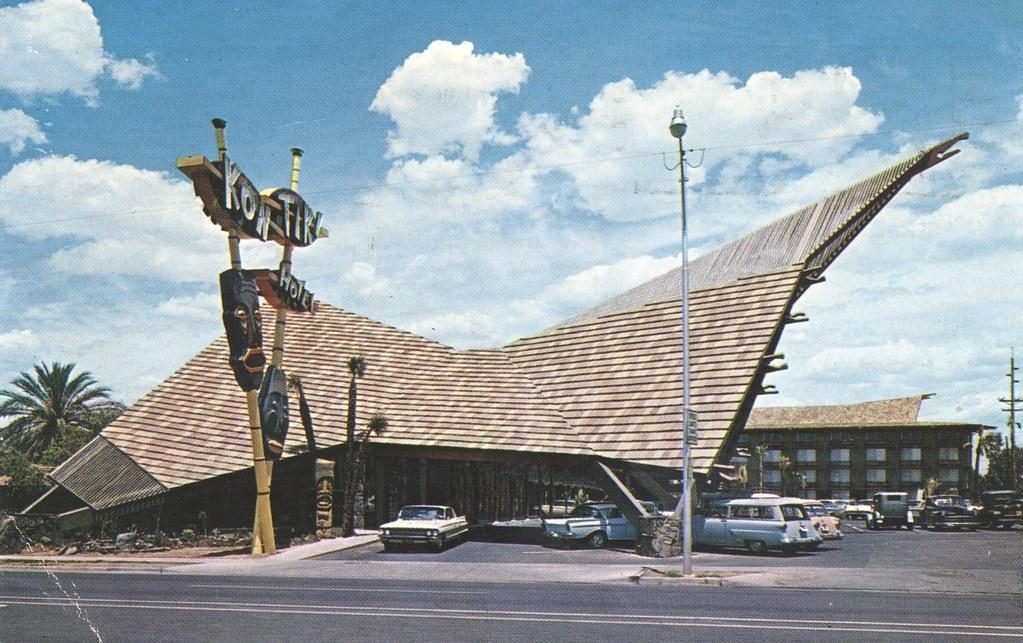 Kon Tiki Hotel - Phoenix, Arizona
