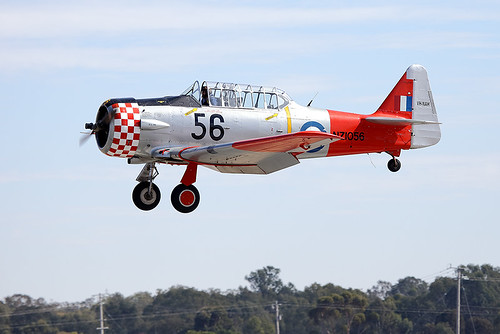 AT-6C Harvard VH-NAH | by GP1961