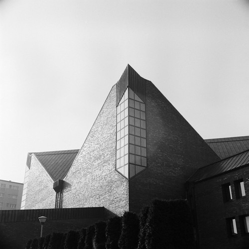 Triangle Church | by M.M.A.K.