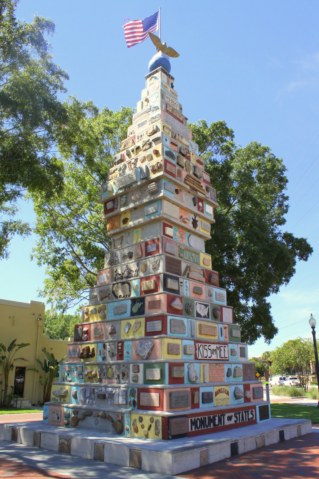 Monument of States - Kissimmee, FL