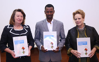 "Launch of document entitled ""Situation Analysis of the Nutrition Sector in Ethiopia"" from 2000-2015"