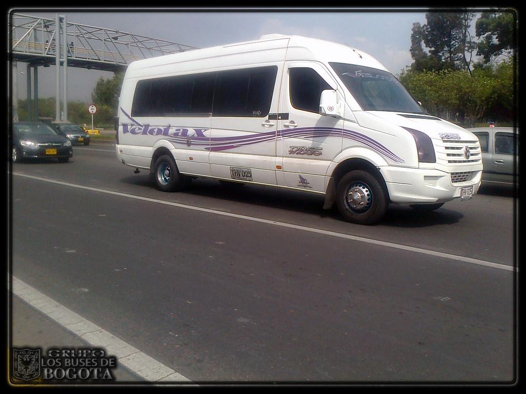 Velotax 17355 | by ...*Buses Y Camiones De Bogota*.