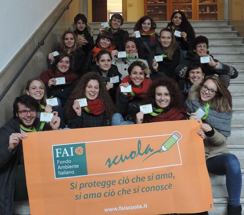 "Cultural Heritage Education Programme: ""Apprendisti Ciceroni"", Milan, ITALY"