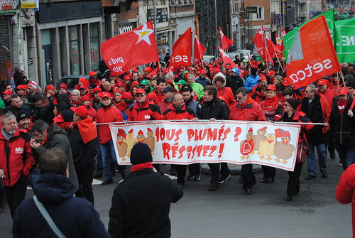 Manif Charleroi 2015