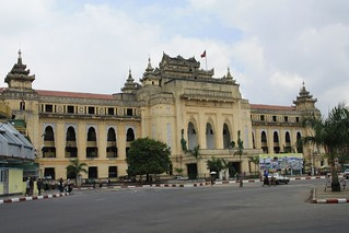 Myanmar_ Yangon