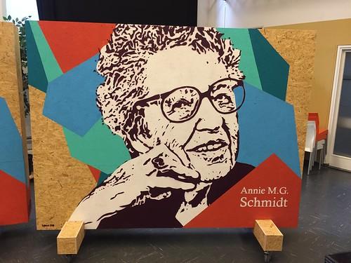Annie M.G. Schmidt Wanden