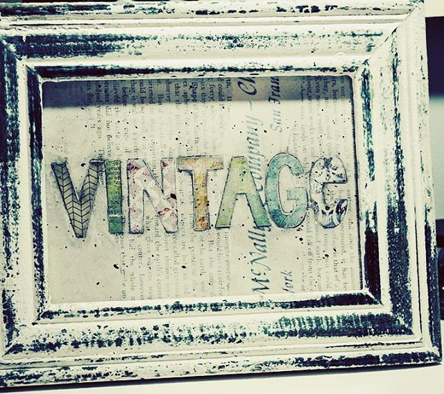 Introducing vintage home decor items to my Etsy shop. Plus… | Flickr