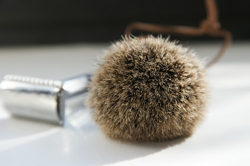 Alluvian Silver Tip Badger Brush | by Barney A Bishop