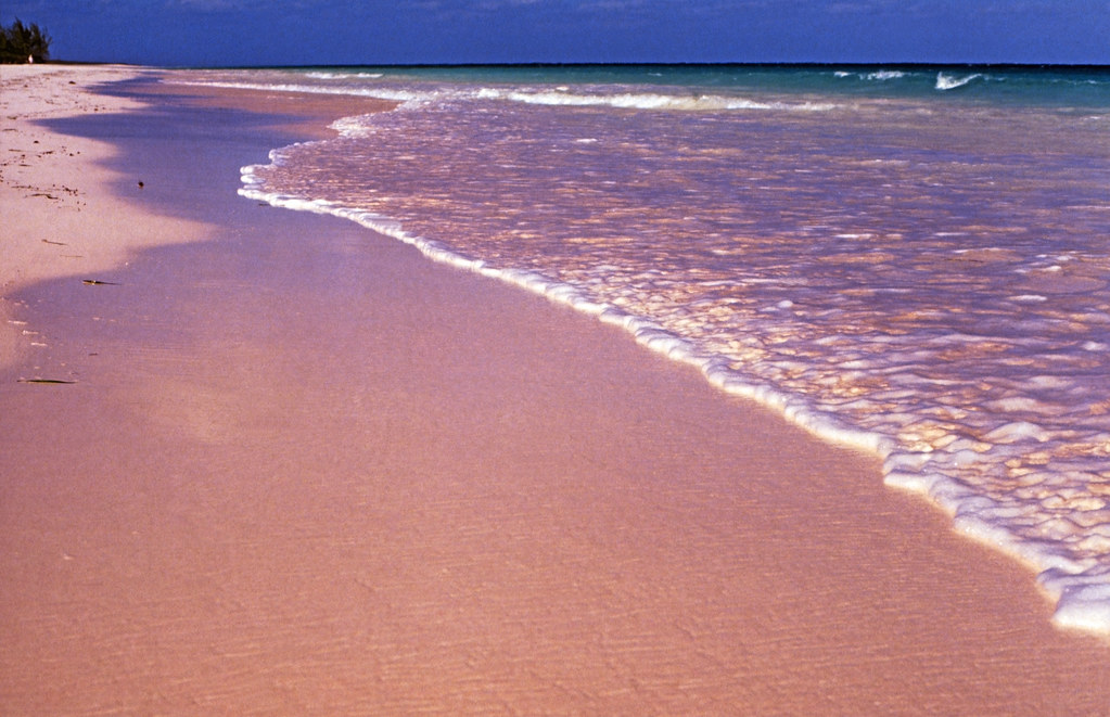 Colorful Beaches Around The World