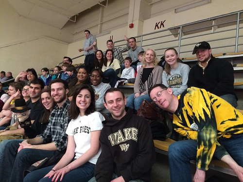 WAKEBoston | by WFU Alumni, Parents & Friends