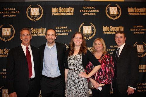 12th Annual 2016 Info Security PG's Global Excellence Awards