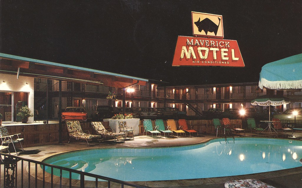 Motel Maverick - Pendleton, Oregon